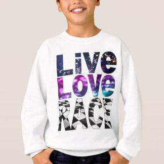 Agasalho raça viva do amor
