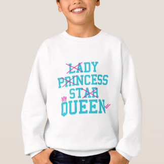 Agasalho Rainha da estrela da princesa da senhora