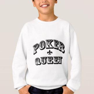 Agasalho Rainha do póquer