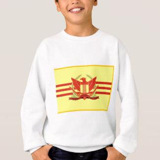 Agasalho República da bandeira das forças militares de