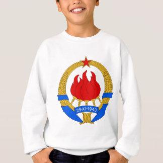 Agasalho República federal socialista do emblema de