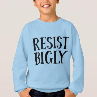 Agasalho Resista roupa da resistência do trunfo de Bigly o