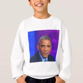Agasalho Retrato abstrato do presidente Barack Obama 8 a.jp