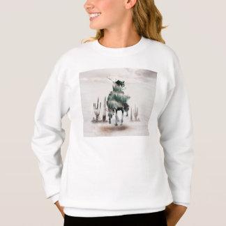 Agasalho Rodeio - exposição dobro - vaqueiro - vaqueiro do