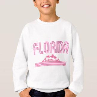 Agasalho Rosa de néon retro das palmeiras de Florida