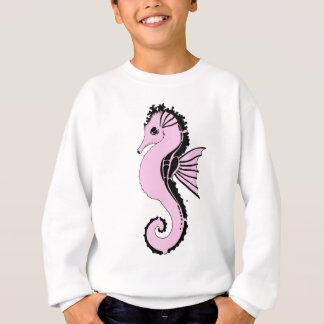 Agasalho rosa do cavalo marinho