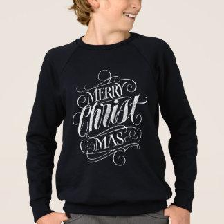 Agasalho Rotulação cristã do quadro do Natal do cristo