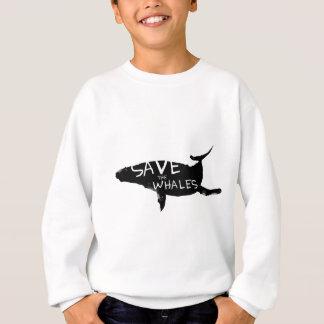 Agasalho Salvar as baleias