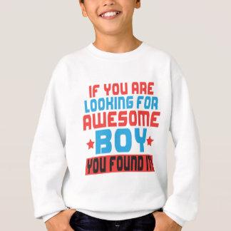Agasalho Se você está procurando o menino impressionante,