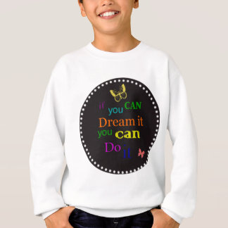 Agasalho Se você pode o sonhar