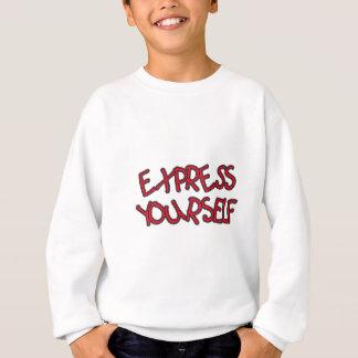 Agasalho Seja original e expresso você mesmo