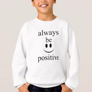 Agasalho seja sempre positivo