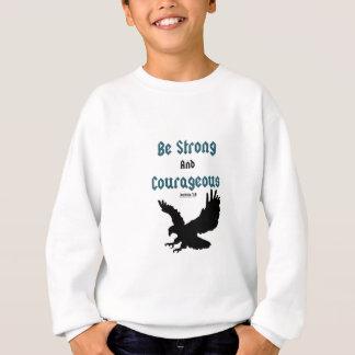 Agasalho Seja t-shirt cristãos fortes & corajosos