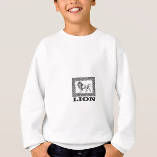 Agasalho selo do leão