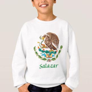 Agasalho Selo nacional mexicano de Salazar