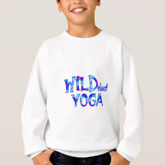 Agasalho Selvagem sobre a ioga