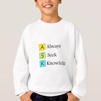 Agasalho sempre um conhecimento da busca k de s