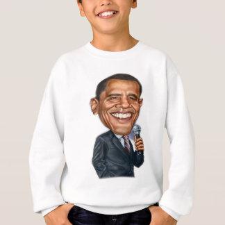Agasalho Série da caricatura de Barack Obama