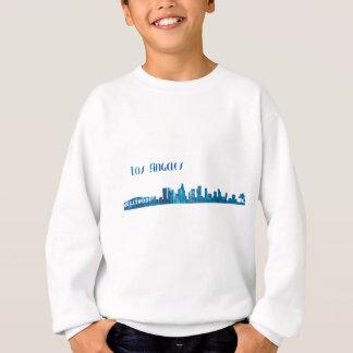 Agasalho Silhueta da skyline de Los Angeles