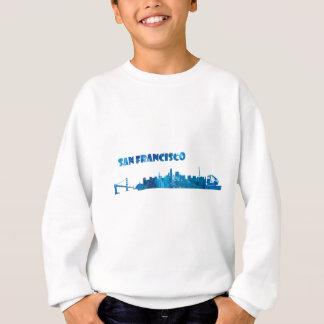 Agasalho Silhueta da skyline de San Francisco