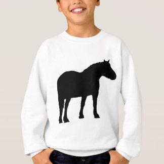 Agasalho Silhueta do cavalo