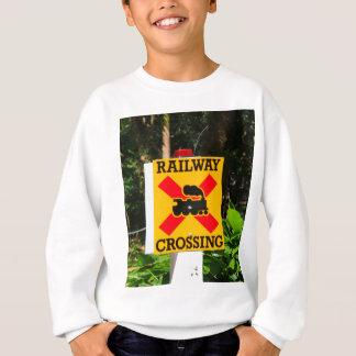 Agasalho Sinal do cruzamento Railway