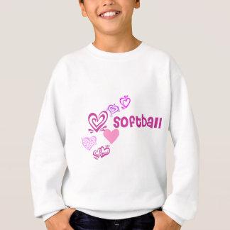 Agasalho Softball do amor