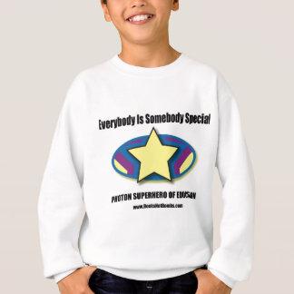Agasalho Super-herói da educação