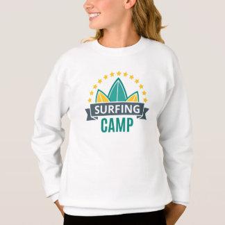 Agasalho Sweatshirt Rapariga Surf