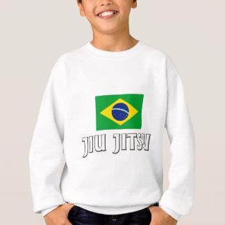 Agasalho T de Jiu Jitsu do brasileiro