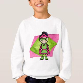 Agasalho T-shirt do super-herói (pederastia da parada)