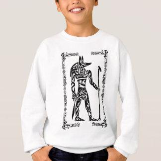 Agasalho Tatuagem tribal Anubis