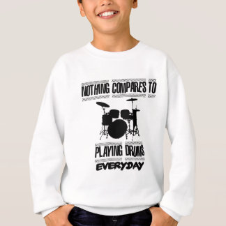 Agasalho Tendendo o design do baterista