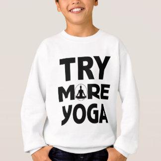 Agasalho Tente mais ioga