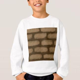 Agasalho Teste padrão dos tijolos de Brown