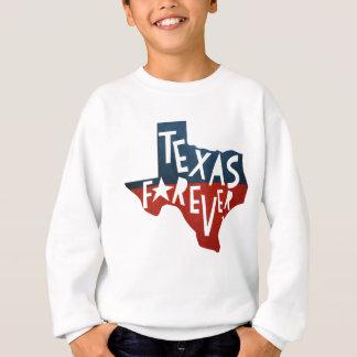 Agasalho Texas para sempre