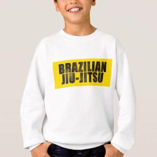 Agasalho Texto cinzelado Jiu-Jitsu do brasileiro
