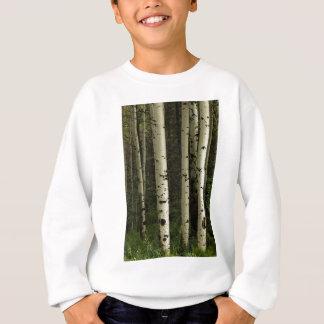Agasalho Textura de um retrato da floresta