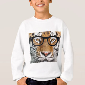 Agasalho Tigre nos vidros