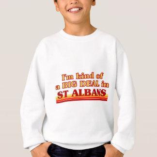Agasalho Tipo de I´m de uma grande coisa em St Albans