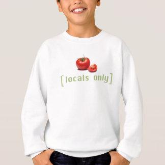 Agasalho Tomate vegetal engraçado do Vegan dos Locals