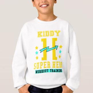 Agasalho Treinamento do exercício do super-herói de Kidd