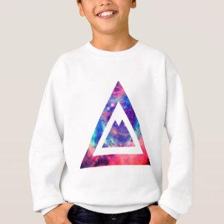 Agasalho Triângulo do espaço do hipster