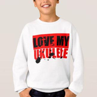 Agasalho Ukulele do amor