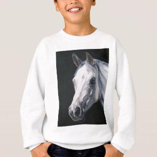Agasalho Um cavalo branco