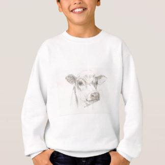 Agasalho Um desenho de uma vaca nova