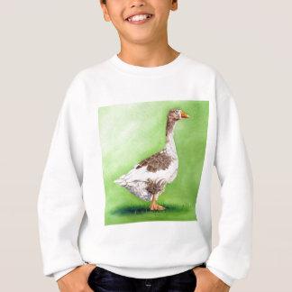 Agasalho Um retrato de um ganso