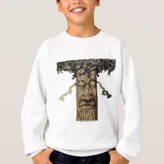 Agasalho Uma capa poderosa da árvore