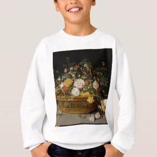 Agasalho Uma cesta das flores - Jan Brueghel o mais novo