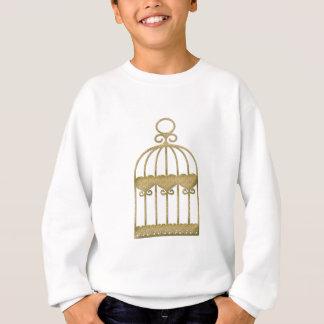 Agasalho Uma gaiola é uma gaiola mesmo se é bonita